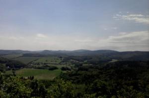 Blick vom Drachenstein
